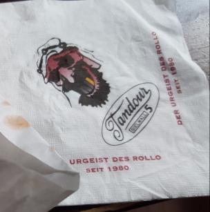 Tandour - ein Muss, wenn man im Bremer Viertel unterwegs ist! Sehr lecker!