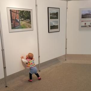 Eine Ausstellung des Zeichners, Illustrators und Cartoonisten Marunde brachte uns zum Schmunzeln..