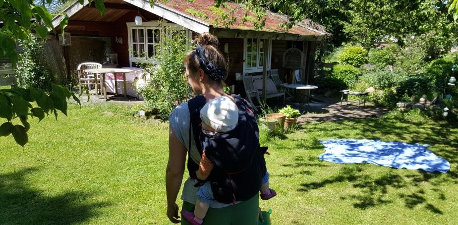 Ein Tag im Garten – in 9Bildern