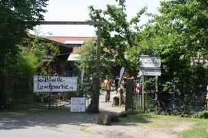 In Salderatzen gibt es neben leckerem Essen viele schöne Dinge zu entdecken. Von hier aus lohnt sich ein Abstecher in das Rundlingsdorf Diahren.