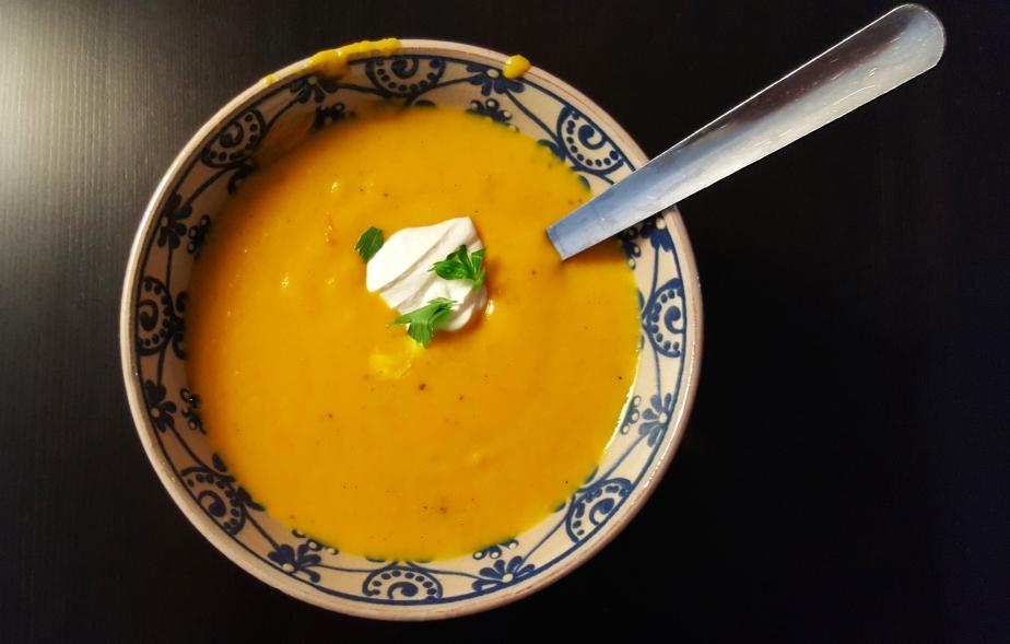 Den Herbst zelebrieren – mitKürbissuppe
