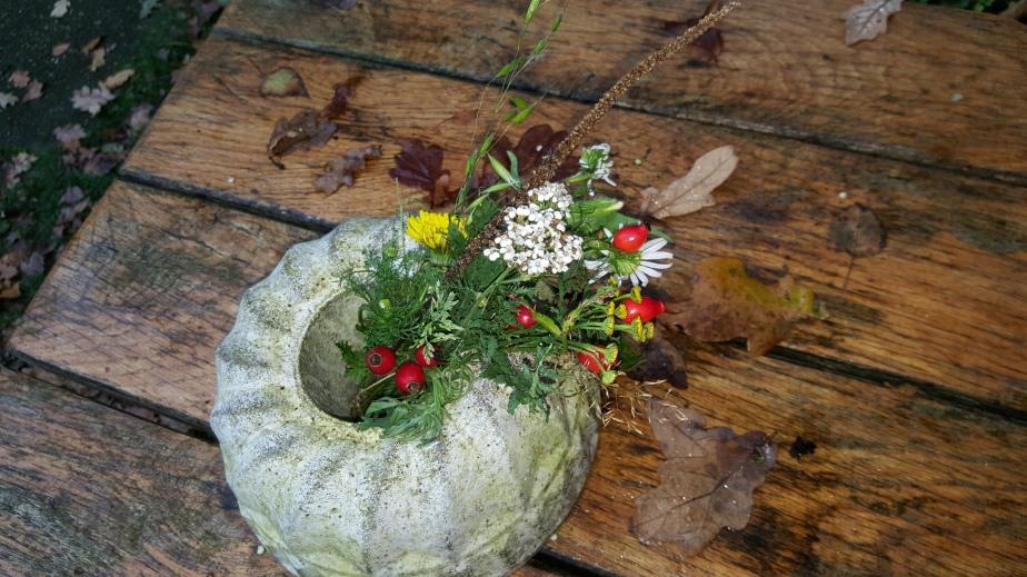 Blumen-Gruß