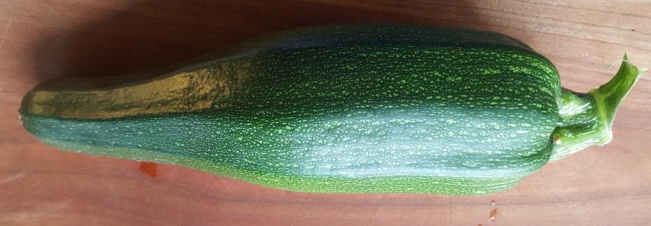 Garten-Glück: Zucchini-Suppe