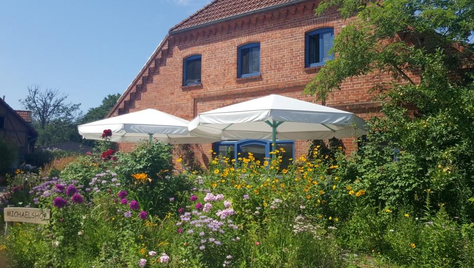 Michaelshof in Sammatz:  Begegnungsort von Mensch undNatur